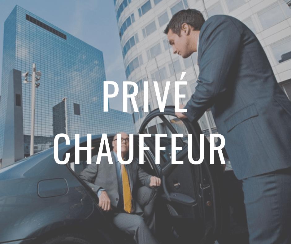 prive chauffeur
